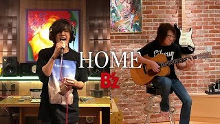 "B'z ""HOME"" session"