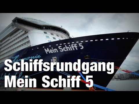 mein schiff 5 rundgang ber das schiff von tuicruises. Black Bedroom Furniture Sets. Home Design Ideas