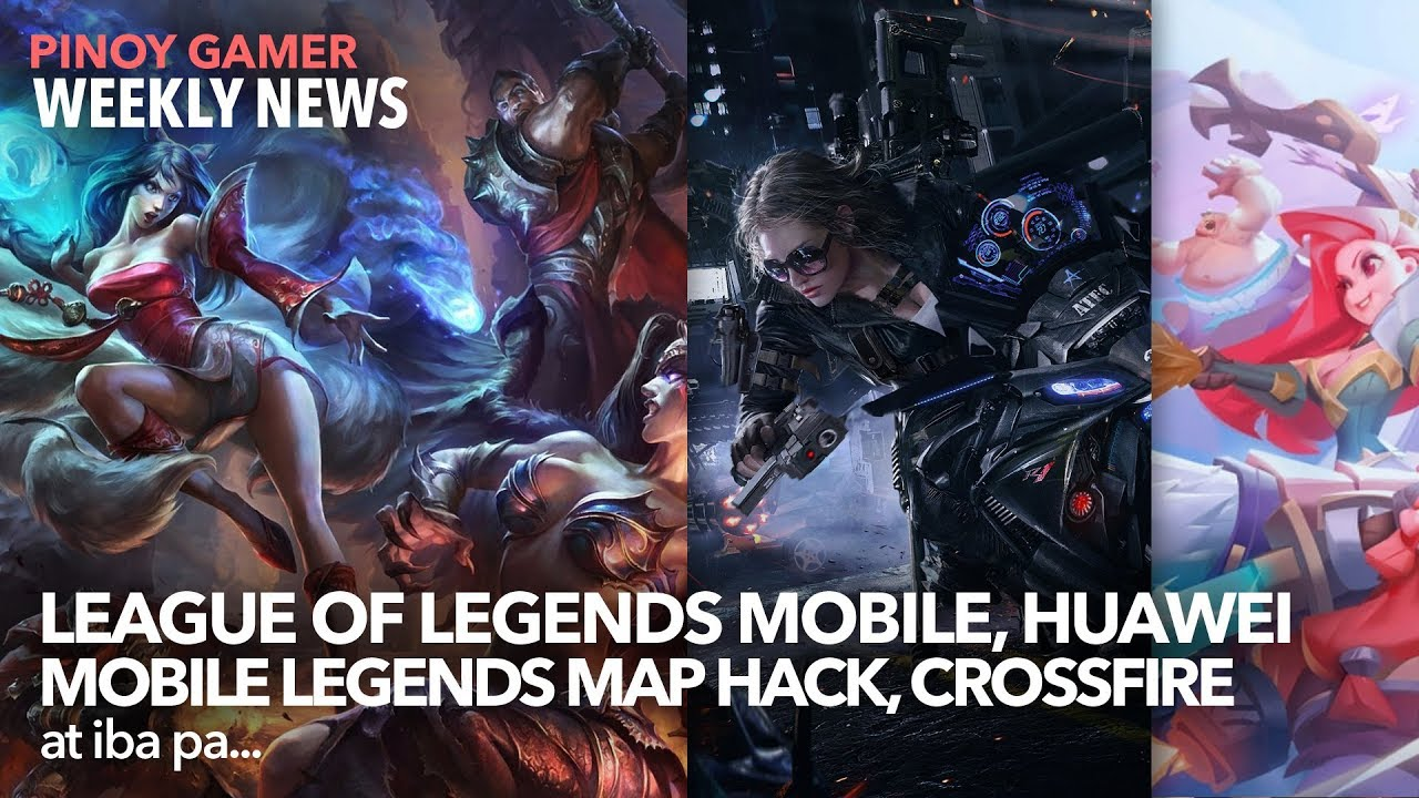 League Of Legends Mobile Hack