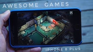 10 Awesome Games On My Iphone 8 Plus