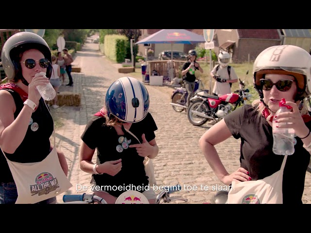 Redbull All the way - 2Takt Trutten - reportage