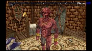 Ultima IX Ascension - Yew Story Footage HD 1080p