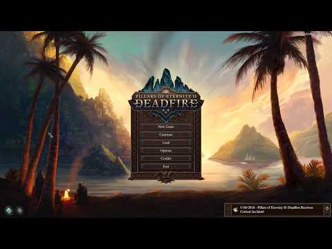 Pillars Of Eternity II: Deadfire - Episode 2 - Searching for Oderisi at the digsite