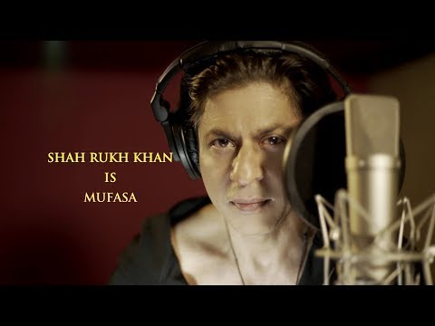 The Lion King I Shah Rukh Khan Presenting the Official Trailer I Hindi