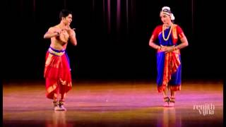 Renjith & Vijna - Excerpts from Bhajan done at Music Academy Performance 2014