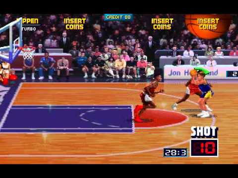 NBA Jam (ARCADE) Chicago
