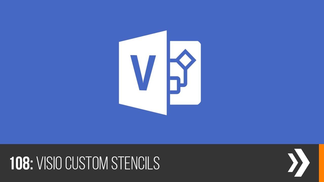 Microsoft visio custom stencils youtube microsoft visio custom stencils malvernweather Images