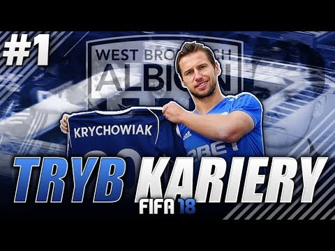 nowy rozdzia fifa 18 tryb kariery 1 youtube. Black Bedroom Furniture Sets. Home Design Ideas