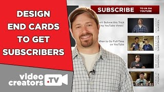 My End Card Strategy for Getting more Subscribers