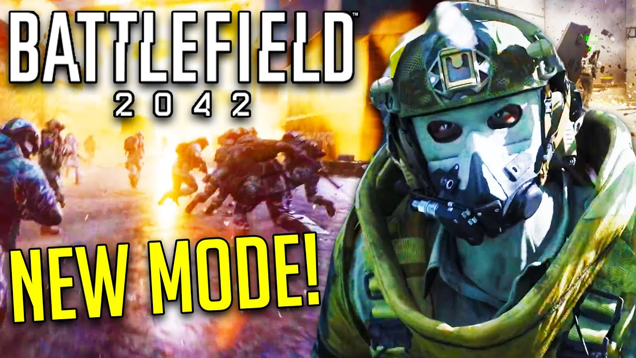 NEW BATTLEFIELD 2042 GAMEPLAY Details! - AI BOTS, HAZARD ZONE NEXT GAME MODE & GADGETS!