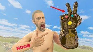 Download lagu PUBG Animation : Thanos Noob Man (SFM ANIMATION)