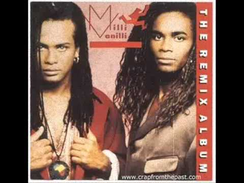 MILLI VANILLI - Blame It On The Rain (SUPER CLUB MIX)