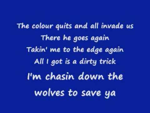 Kasabian- Club Foot (lyrics)