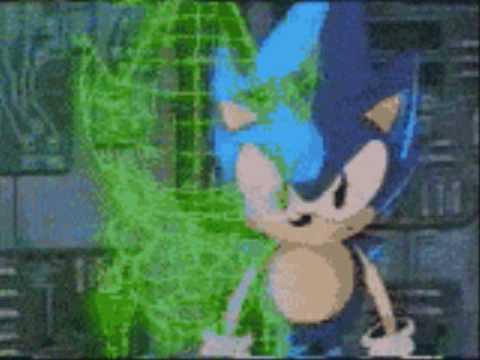 Sonic's Super Sonic