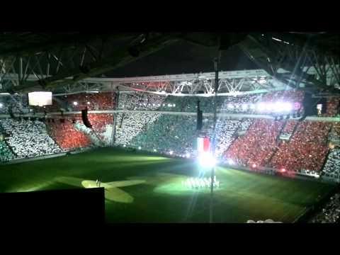 Inaugurazione Juventus Stadium - Inno d'Italia