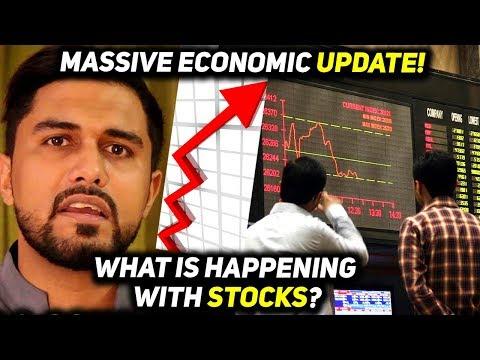 Why Pakistan Stock Exchange Is Going CRAZY? Pakistan Economic Situation