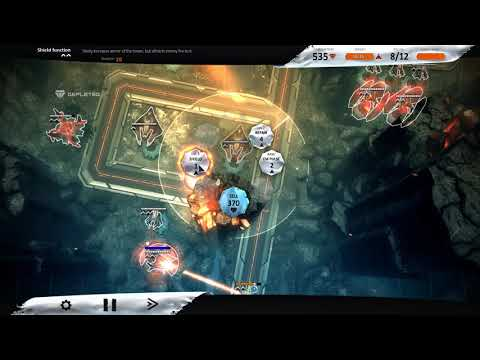 Anomaly Defenders Mission 8 - Hard - Walkthroughh |