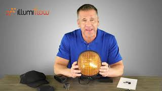 How To Use Laser Cap For Hair Growth - illumiflow Laser Cap Instructions