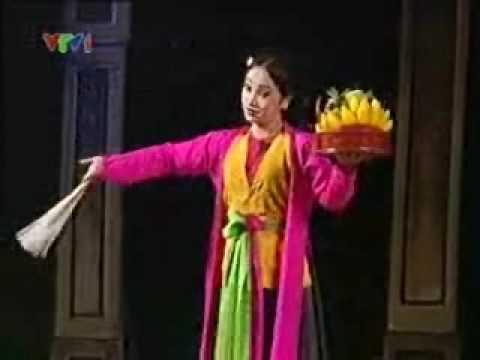 Thi Mau go to Pagoda-traditional Vietnamese Opera 1