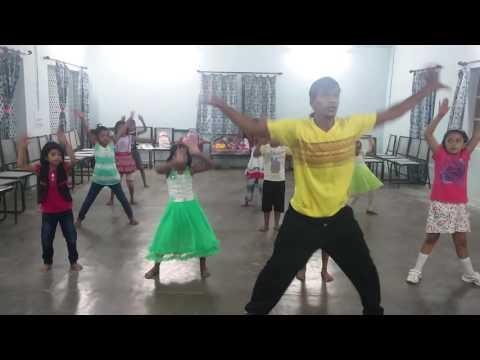 Baha Kiliki Kids Dance Choreography By Nithesh Gupta