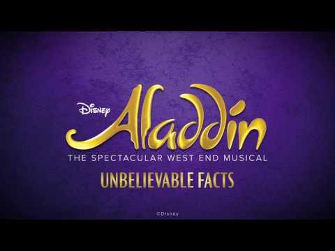 ALADDIN London: Unbelievable Facts - Part 1