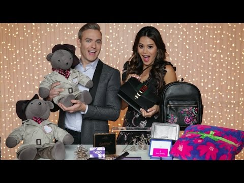 Watch Our Live Holiday Gift Guide Show and Win Big Prizes!