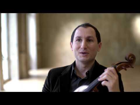 Antoine Tamestit & Cédric Tiberghien – Bel canto: The Voice of Viola (Album presentation)