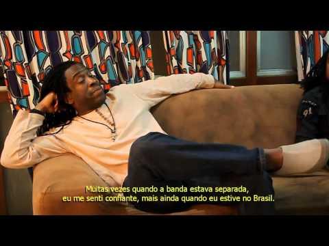 Entrevista com Living Colour no Brasil (17/10/2009)