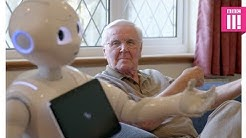 Can robots take care of the elderly?