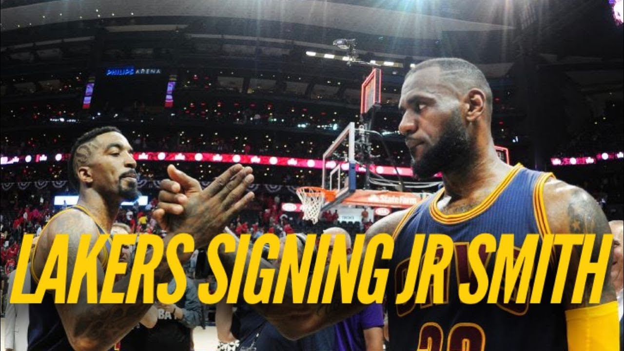 Lakers Expected To Sign J.R. Smith