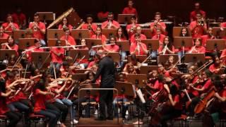 """Orquestra Juvenil Geração - 4º Andamento da """"Sinfonia Nº 5"""": Ludwig Van Beethoven"""