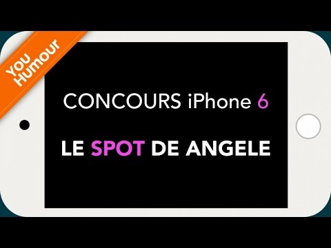 ANGELE - Concours Spot You Humour