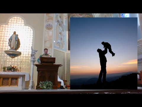 Fr. Altman: FANTASTIC Father's Day Homily