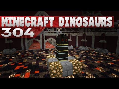 Minecraft Dinosaurs! || 304 || Ancient King Battle