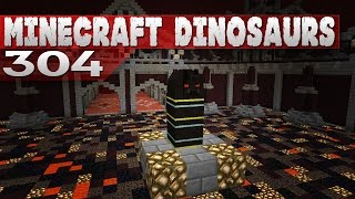 Minecraft Dinosaurs! || 304 || Ancient King Battle