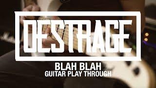 Смотреть клип Destrage - Blah Blah
