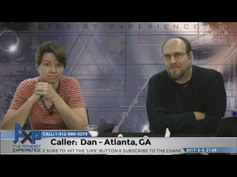 How Does One Determine What a God Wants? | Dan – Atlanta, GA | Atheist Experience 21.09