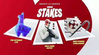 HIGH STAKES Event ! *New* Fortnite Summer Skirmish Live Leaked !