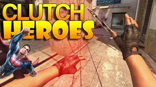 CS:GO - Clutch Heroes! #20