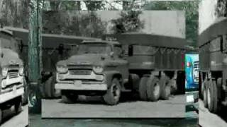 SEMI Trucks from the 60