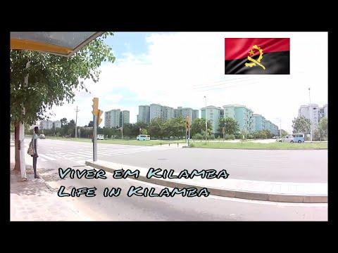 Vida de Kilamba.... Working in Angola