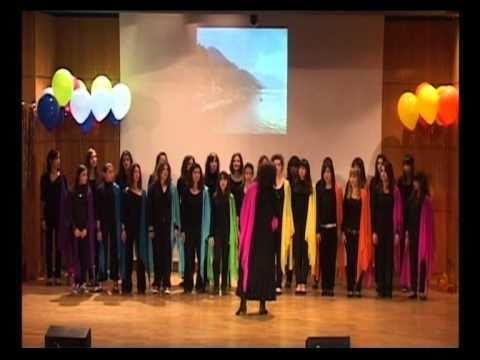 Japan - ''Snow Song'' (Yuki), Choir of Experimental High ... - photo#19