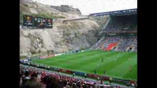 Os estádios mais estranhos do mundo