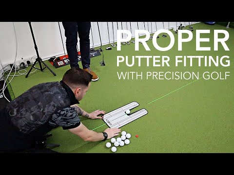 How a PROPER putter fitting can improve your putting