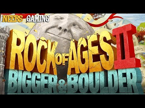 Rock of Ages 2 - Balls to the Wall!