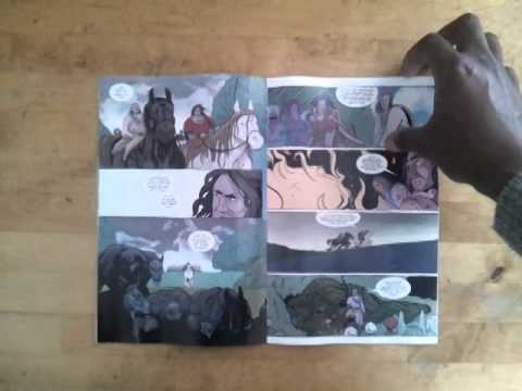 Unboxing Sovereign #1 - (Image Comics)