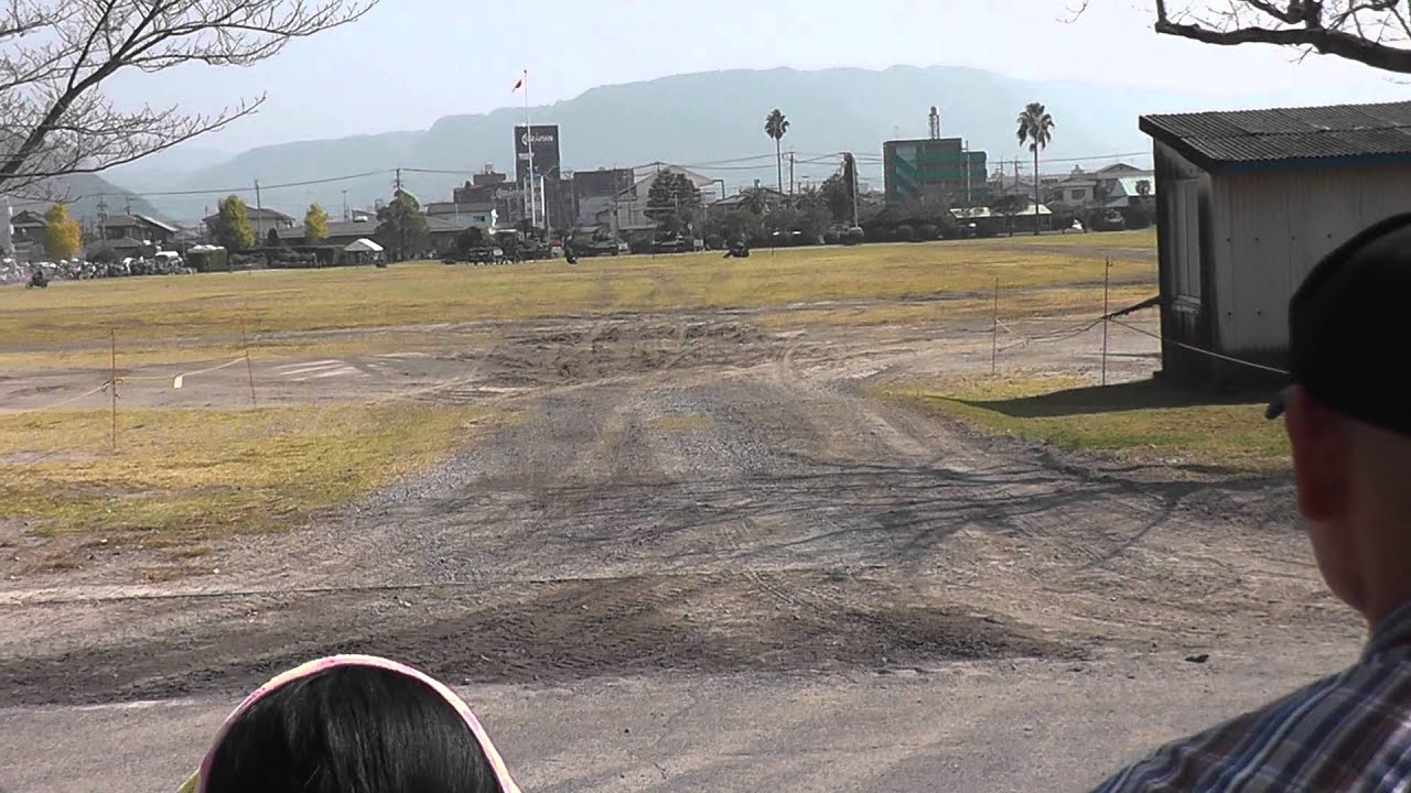 自衛隊 国分駐屯地開設60周年記...