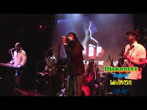 """Djakout#1 """"Tendresse"""" live Sob's 09/23/11(1/2)"""