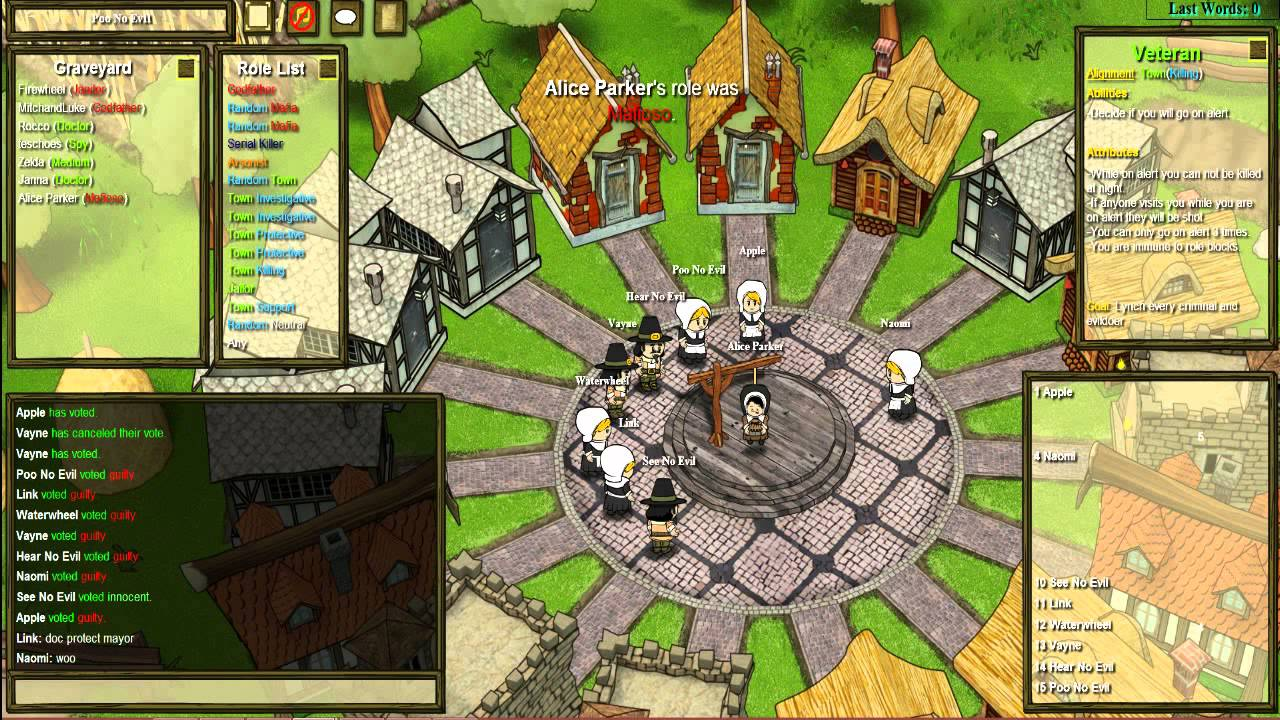 how to add on scrolls town of salem