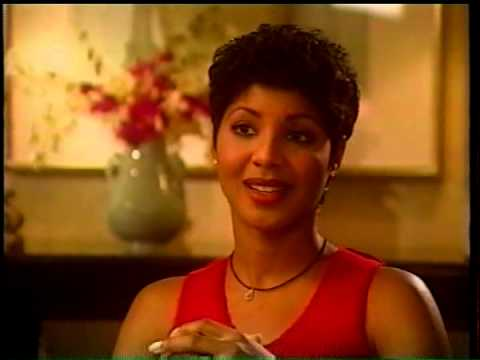 Toni Braxton w Ed Gordon Interview